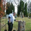 Volunteers Clean Up Cemetery photo album thumbnail 6